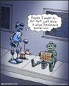 failing the turing test
