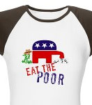 eat the poor
