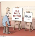 tea party meeting