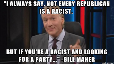 racist party